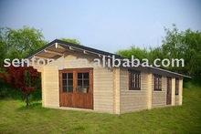 Prefabricated Wooden Log House