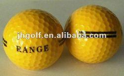 custom practice golf ball