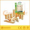Juego kubb conjunto/original de madera rey bloque mostrar caja de embalaje gskbjh