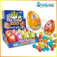 pasqua caramella del giocattolo della caramella del giocattolo uovo