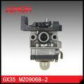 Gx35 débroussailleuse pièces de carburateur walbro bulle. avec de l'huile