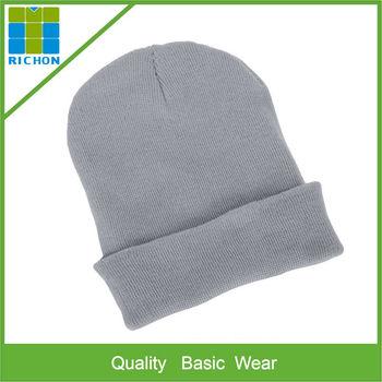 China Wholesale Custom cheap knit aviator hat