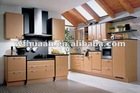 Pvc kitchen cabinet plywood carcase