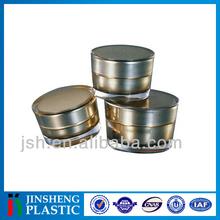 ISO9001 certified Cosmetic Elegant plastic jar cover