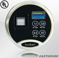 Electronic lock for safes/fingerprint lock(UL listed)
