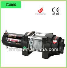 3000lbs ATV /UTV Winch , electric winch, portable winch