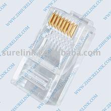 cat6 RJ45 connector/ rj45 /rj45 plug