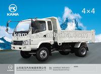 New Popular KAMA 4x4 DUMP TRUCK (5T) KMC3080P3
