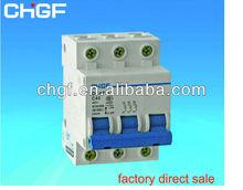 DZ47-63 C32 1P 2P 3P 4P Mini Circuit Breaker (MCB)
