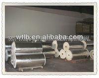 foil faced fiberglass cloth insulation material