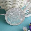 medallón de honor medallón de plata