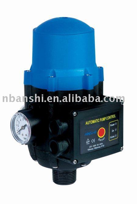 de agua de control de presión para las bombas de agua