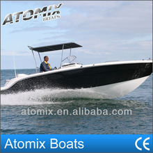8m Fiberglass Fishing boat with Volvo Penta Diesel engine (7500 Center Console)