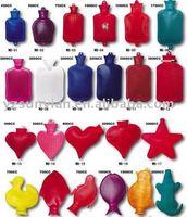 BS standard 350ml/500ml/750ml/1000ml/1500ml/2000ml rubber Hot Water Bottle