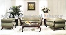 new design hotel bedroom fabric sofa/living room sofa set CH-S008