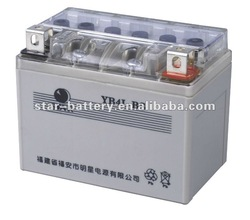 YTX4L-BS Motorcycle battery