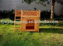 Outdoor Wooden Cat House