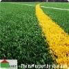 High quality Artificial grass/turf for football/soccer field, cesped artificial,erba sintetica