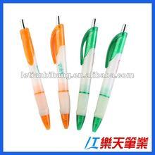 LT-B076 Plastic Ballpoint Pen Guangzhou Pen China Pen