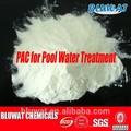 Piscina de agua de tratamiento químico-- pac-3-b