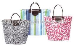 Easy foldable shopping bag
