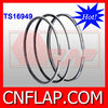 Toyota Engine parts piston ring for 3L