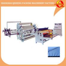 Corrugated Carton Box Single Face Machinery