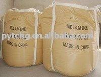 99.8%melamine for decoration paper leather & textile