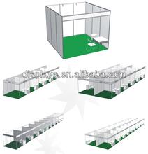 exhibition shell scheme