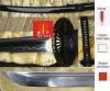 Handmade Folded Japan Sword With Real Hamon Drop Shipping