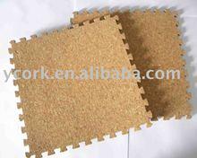 cork parquet flooring