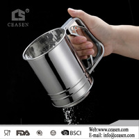 High quality stainless steel rotary flour sifter