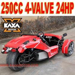 ZTR Trike Roadster 250cc EEC