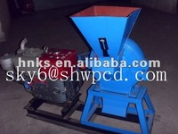 Diesel cereal grinding machine/home disk flour mill machine/corn flour crusher