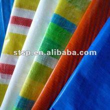 polyethylene tarpaulin fabric in roll, high density polyethylene fabric