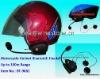Ms Jasmine -motorbike helmet headset. intercome communication headset