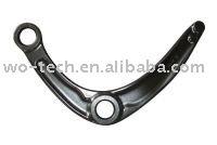 auto cnc casting forged precision part cnc casting parts