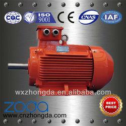 YE2 Series High Efficiency Electric Motors(H80-355mm)