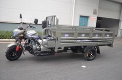 van cargo tricycle