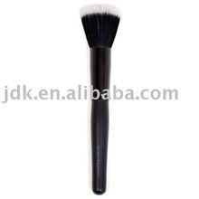 Dual Fiber Makeup Cheek Brush Natural Hair with Synthetic Hair