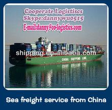 cargo freight service from shenzhen to THAILAND--- Danis