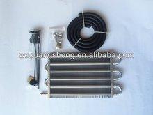 universal transmission oil cooler for transmision oil cooler for Hayden Automotive Ultra-Cool Tube and Fin Transmission Cooler
