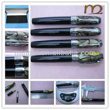 Acrylic metal fountain pen