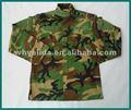 acu en el bosque de la selva cómodo militar de camuflaje del ejército 100 uniformes de algodón