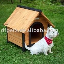 Wooden Dog Kennel 2011