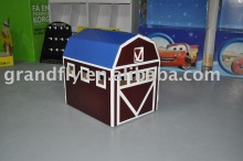Recycle Carton Paper Cardboard house for animals