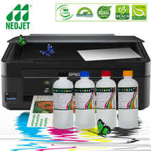 New sublimation inks for Epson printers