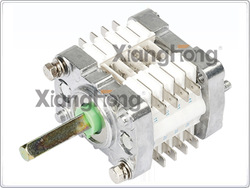 Rotary switch F10 series 4NO 4NC