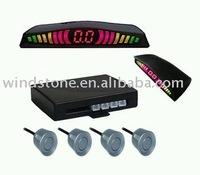 Ms Jasmine -rear parking aid.rear LED display parking sensor. rear parking sensor