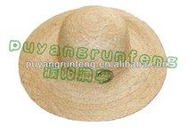 farmer wide brim straw hat